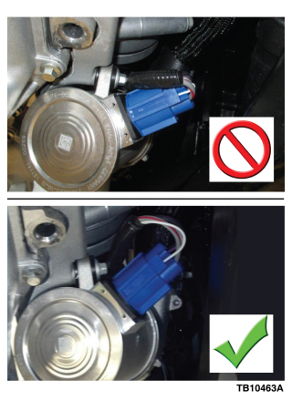 Illuminated Wrench or Engine Lamp with Diagnostic Trouble